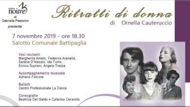 Photo of Battipaglia: Ritratti di donne