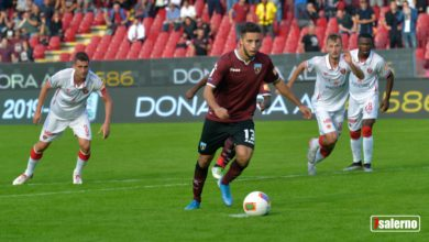 Photo of Salernitana Perugia: 1-1