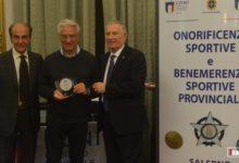 Photo of CONI, consegna delle Onorificenze a Palazzo di Provincia a Salerno
