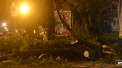 Photo of Salerno in crisi per la pioggia forte di Santa Lucia