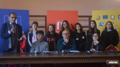 Photo of Giffoni Film Festival compie 50 anni, presentazione a Salerno