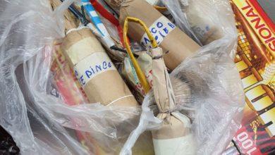 Photo of Salerno, detenevano bombe carta e materiali esplodenti in uno scantinato nel quartiere Mariconda, arrestati dalla Polizia