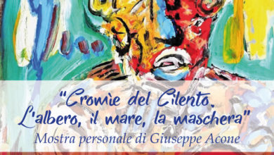 Photo of Paestum, la mostra dei lavori di Giuseppe Acone