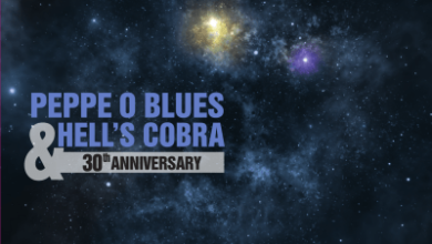 Photo of Stargate: Peppe O'Blues & Hell's Cobra