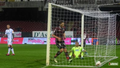 Photo of Salernitana Crotone, 3-2 all'Arechi