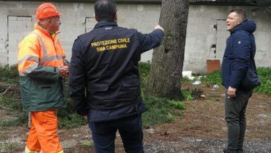 Photo of Campania, emergenza maltempo