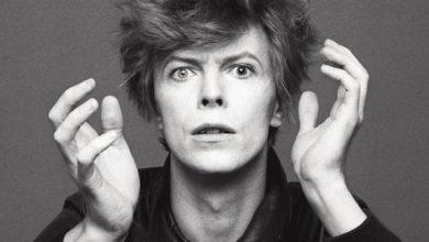 David Bowie-© Photo by Sukita 2020