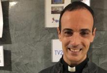 Photo of Don Francesco Cristofaro a Salerno per la presentazione del suo libro