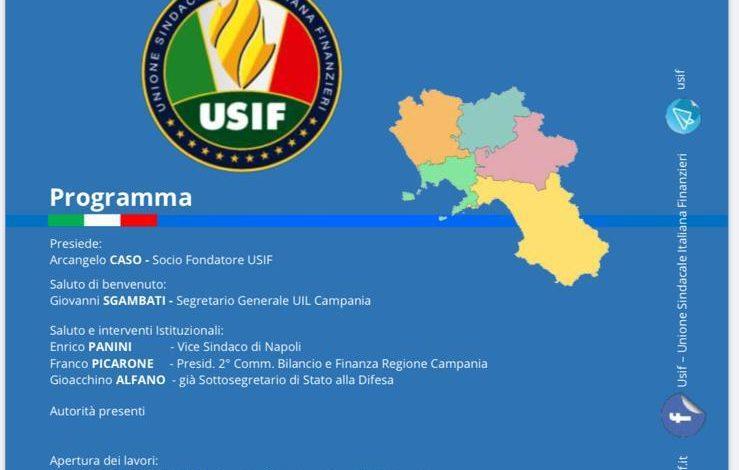 USIF Campania