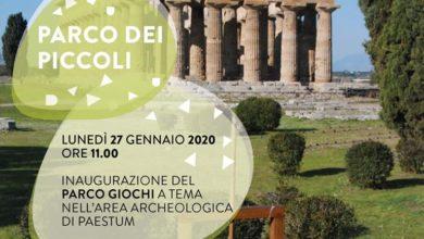 Photo of Paestum, nasce il Parco dei Piccoli