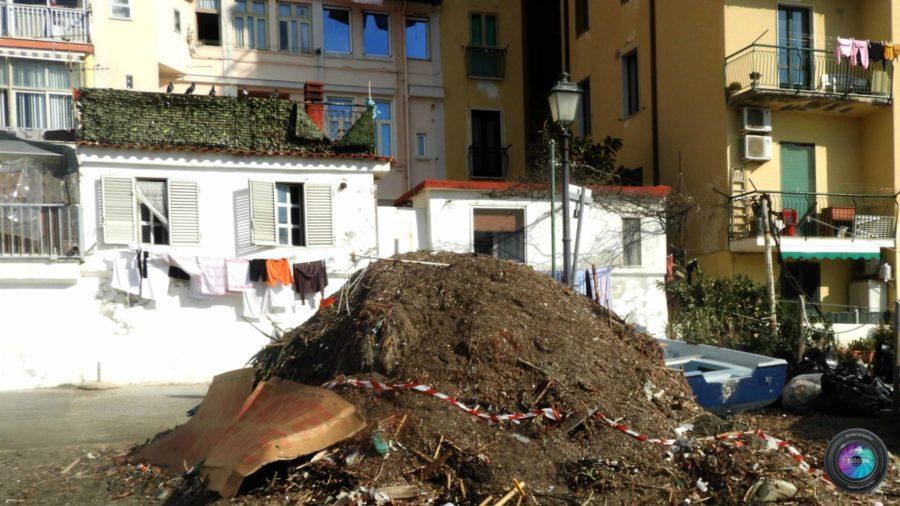Porticciolo di Pastena, Salerno-Fotoreporter G.Gambardella per Sevensalerno