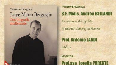 Photo of Jorge Mario Bergoglio, la presentazione del libro di Massimo Borghesi al Museo Diocesano di Salerno