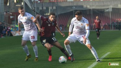 Photo of Salernitana Livorno 1-0