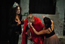 Photo of Ionesco al Teatro Genovesi a Salerno