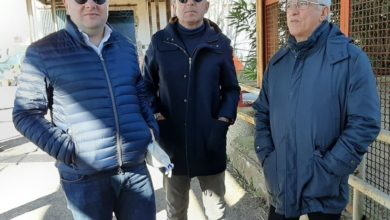 Photo of Il Sindaco di Salerno fa un sopralluogo ai capannoni delle Cotoniere con il Sindaco di Pellezzano