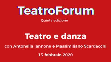 Photo of Teatro e Danza, al Liceo Artistico di Salerno continua con successo il Teatro Forum