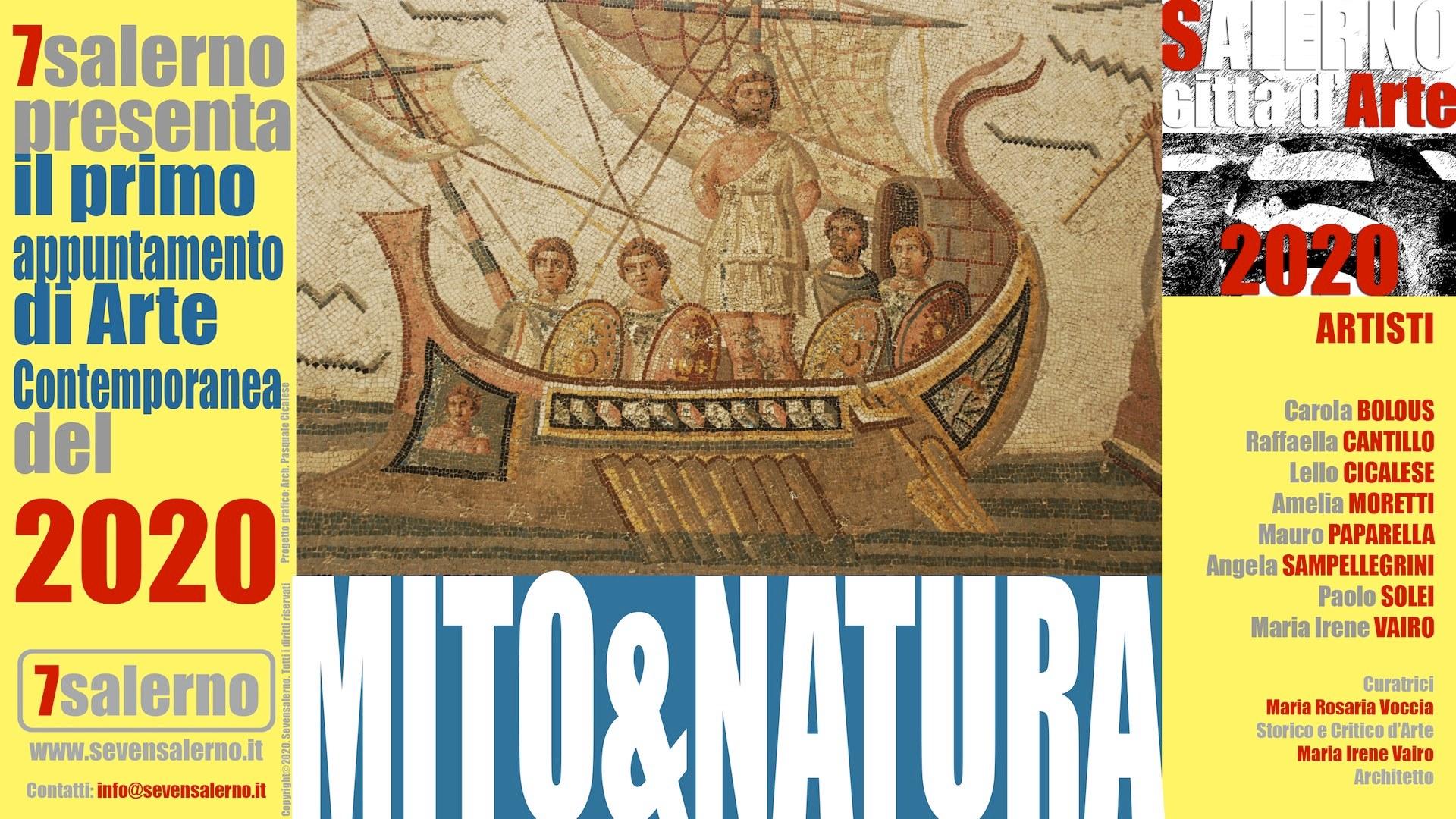 Mito & Natura Locandina- Copyright2020.Sevensalerno.Tutti i Diritti Riservati