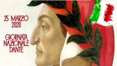 Photo of Dante Alighieri day