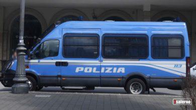 Coronavirus, Controlli alla Stazione di Salerno, Copyright2020.Sevensalerno.Fotoreporter Guglielmo Gambardella per Sevensalerno
