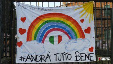 Photo of Andrà tutto bene, l'Italia unita contro il coronavirus
