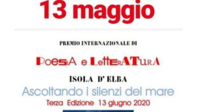 """Photo of Premio Internazionale di Poesia e Letteratura """"Ascoltando i Silenzi del mare"""" Isola d'Elba"""