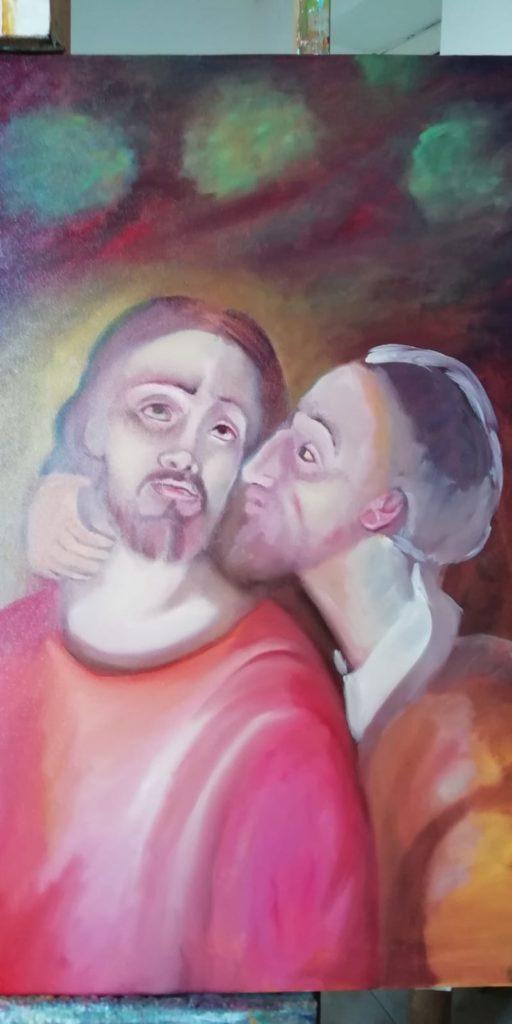 II-Il bacio di Guida- Lucia Caiazza