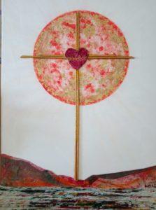 X-Gesu-Crocifisso-COSTANZA-Lucia - acrilico su tela 50x70