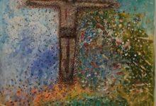 Photo of Via Crucis: XIII Gesù muore sulla Croce, Artista Francesco Tortora