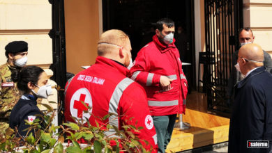 Photo of Croce Rossa e Protezione Civile di Salerno, in prima linea a favore dei più bisognosi