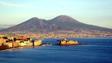 Photo of Le Frecce Tricolori fanno tappa a Napoli