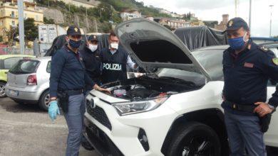 Photo of Salerno: la Polizia di Stato recupera due autovetture di pregio rubate provenienti dal Canada