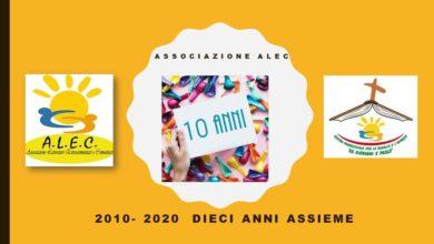 Photo of Associazione Alec: dieci anni insieme a voi