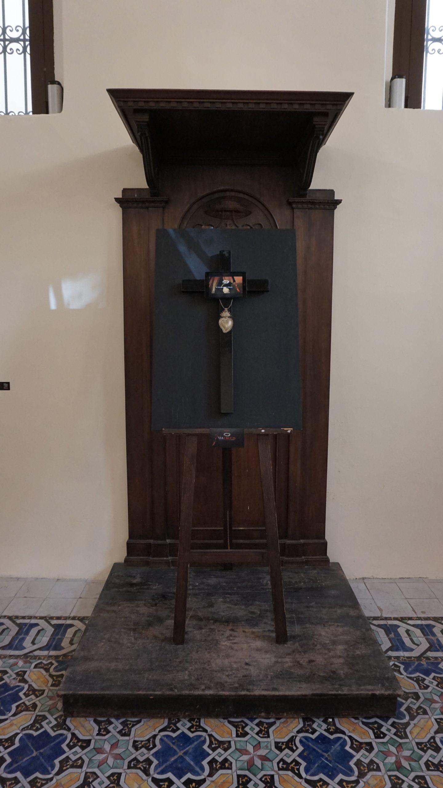 Mostra Nel Segno della Croce & Via Crucis 2020