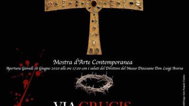 Photo of Nel Segno della Croce: Icona e Simbolo della Cristianità e Via Crucis al Museo Diocesano di Salerno