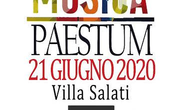 Photo of Paestum: Festa della Musica 2020