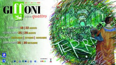 Photo of Giffoni Film Festival festeggia i 50 anni da agosto a dicembre