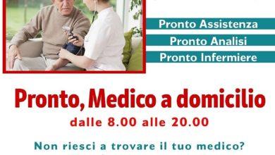 Photo of Salerno: Attivato il servizio 'Pronto, medico a domicilio'