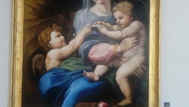 Photo of Le Madonne di Raffaello al Museo Diocesano di Salerno