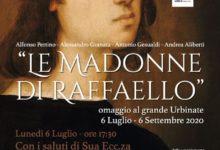 """Photo of """"Le Madonne di Raffaello"""", la mostra al Museo Diocesano di Salerno"""