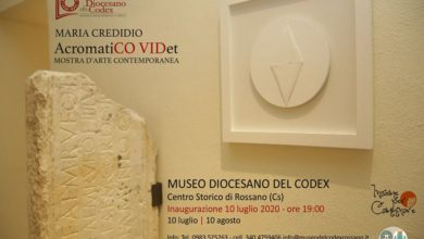 "Photo of ""AchromatiCO VIDet"", al Museo Diocesano del Codex di Rossano Calabro"
