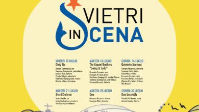 Photo of Vietri in Scena, dal 10 al 30 luglio 2020