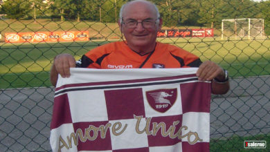 Photo of Rocco Olivieri, 80 anni di passione per la Salernitana