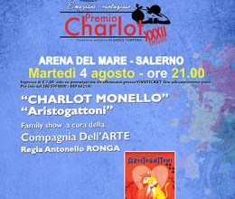 Photo of Premio Charlot all'Arena del Mare a Salerno