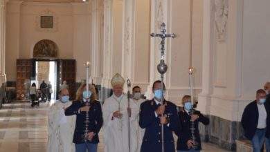 Photo of Salerno: la Polizia festeggia il Santo Patrono San Michele Arcangelo