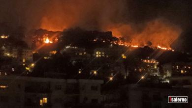 Photo of Incendi a Salerno: aperta un'inchiesta