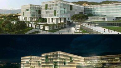 Photo of Presentato il progetto del nuovo Ospedale San Leonardo, a Salerno