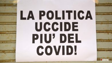 Photo of Salerno: Covid-19, scatta il coprifuoco regionale e scatta anche la forte protesta dei commercianti