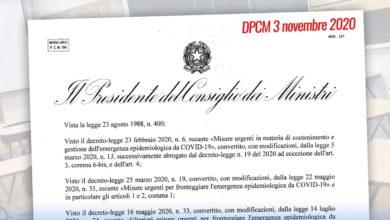 Photo of Governo: Covid-19, Scuola, il nuovo DPCM