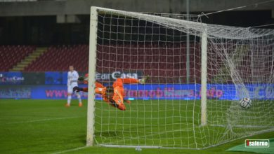 Photo of Salernitana, 2-1 in casa sulla Cremonese