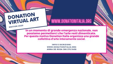 Photo of Donation Visual Art